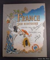 France, son histoire - Couverture - Format classique