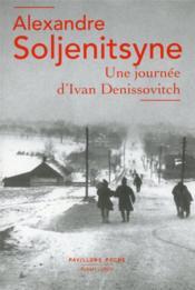 Une journée d'Ivan Denissovitch - Couverture - Format classique