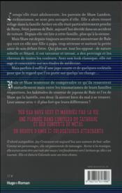 Marked men T.1 ; rule - 4ème de couverture - Format classique