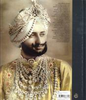 Des Grands Moghols aux Maharadjas, joyaux de la collection Al Thani - 4ème de couverture - Format classique