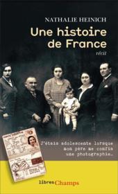 Une histoire de France - Couverture - Format classique