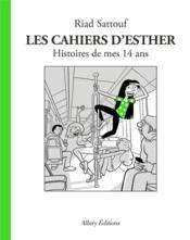 Les cahiers d'Esther T.5 ; histoires de mes 14 ans - Couverture - Format classique