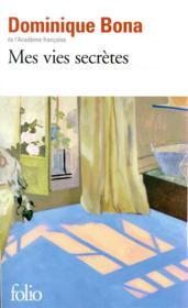 Mes vies secrètes - Couverture - Format classique