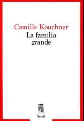 La familia grande - Couverture - Format classique
