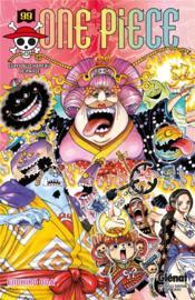 One Piece - édition originale t.99 - Couverture - Format classique