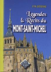 Légendes et récits du Mont-Saint-Michel - Couverture - Format classique