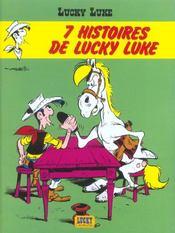 Lucky Luke T.42 ; 7 histoires de Lucky Luke - Intérieur - Format classique