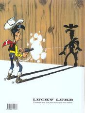 Lucky Luke T.42 ; 7 histoires de Lucky Luke - 4ème de couverture - Format classique