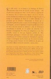 Frontières de la nouvelle langue française. europe et amérique du nord (1945-2005) - 4ème de couverture - Format classique