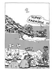 Super-paradise ; intégrale - Couverture - Format classique
