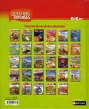 Les inventions - 4ème de couverture - Format classique