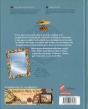 Leonard de vinci, rêves et inventions - 4ème de couverture - Format classique