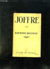 Joffre. - Couverture - Format classique