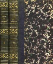 Livre Des Orateurs, Tome I & Ii - Couverture - Format classique