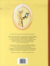 Camus ; entre justice et mère - 4ème de couverture - Format classique