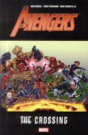 Avengers ; the crossing - Couverture - Format classique