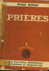 Prieres - 8 - Spiritualites - Couverture - Format classique