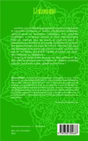 L'islamisme t.2 ; la théorie économique, l'économie de la prospérité - 4ème de couverture - Format classique