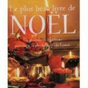 Le Plus Beau Livre De Noel - Couverture - Format classique