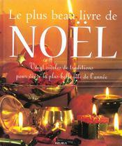 Le Plus Beau Livre De Noel - Intérieur - Format classique