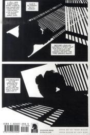 Sin City: - Dame To Kill For; New Edition - 4ème de couverture - Format classique