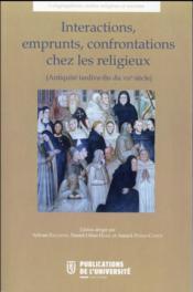 Trente ans d'enquête sur les religieux (1982-2012) ; intéractions , emprunts, confrontations - Couverture - Format classique
