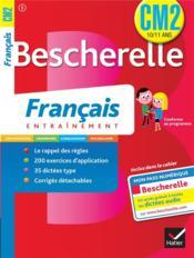 Bescherelle ; français ; CM2 - Couverture - Format classique