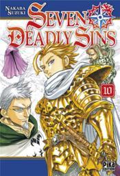 Seven Deadly Sins T.10 - Couverture - Format classique