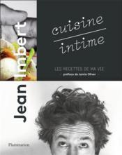 Cuisine intime - Couverture - Format classique
