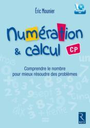 Numération et calcul ; CP - Couverture - Format classique