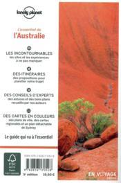 Australie (5e édition) - 4ème de couverture - Format classique