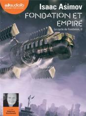 Le cycle de fondation t.2 ; fondation et empire - Couverture - Format classique