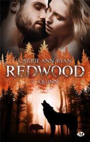 Redwood T.7 ; Quinn - Couverture - Format classique