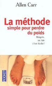 La Methode Simple Pour Perdre Du Poids - Intérieur - Format classique