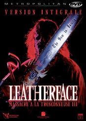 Leatherface : Massacre À La Tronçonneuse Iii - Couverture - Format classique
