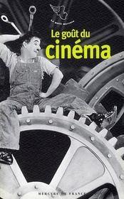 Le Gout Du Cinema - Intérieur - Format classique
