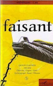 Faisant ; Groupe D'Artistes 1983-2036 - Intérieur - Format classique