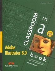 Adobe Illustrator 8 Ciab - Intérieur - Format classique