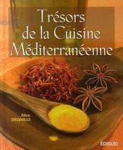 Trésors de la cuisine méditerranéenne - Intérieur - Format classique