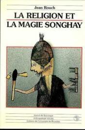 La Religion Et La Magie Songhay - Couverture - Format classique