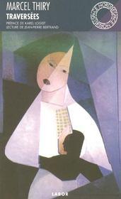 Traversées ; anthologie poétique - Intérieur - Format classique
