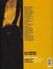 Le maitre de jeu t.2 ; premonition - 4ème de couverture - Format classique