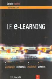 E-Learning - Couverture - Format classique