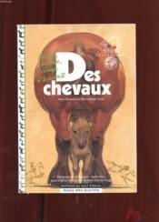Des Chevaux - Couverture - Format classique