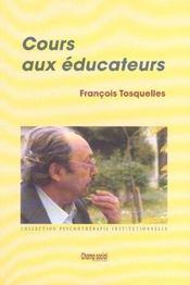 Cours aux éducateurs - Intérieur - Format classique