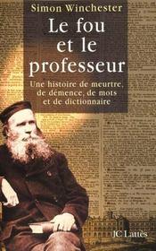 Le fou et le professeur - Intérieur - Format classique