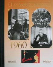 Les années-mémoires 1960 - Couverture - Format classique