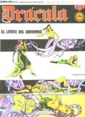 Dracula N° 24. El Limite Del Universo. Texte En Espagnol. Bande Dessinee Pour Adultes. - Couverture - Format classique