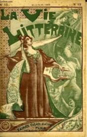 Le Fantome. La Vie Litteraire. - Couverture - Format classique
