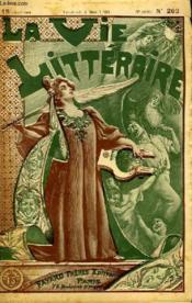 Noces D'Or. La Vie Litteraire. - Couverture - Format classique